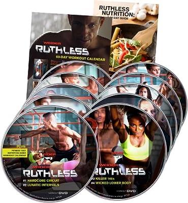 Weider Ruthless DVD Kit