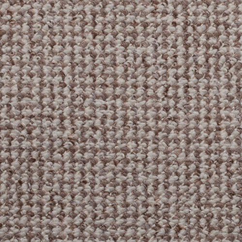 Beige & Cream Fleck Carpet Roll,Feltback Hardwearing Berber Loop Pile