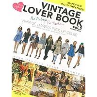 VINTAGE LOVER BOOK 表紙画像