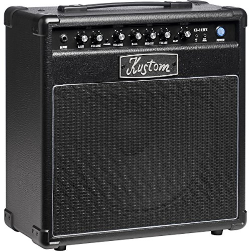 Kustom Kg112Fx 20W 1 X 12 Guitar Combo Amp With Digital Effects