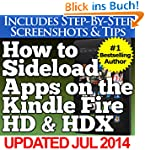 How to Sideload Apps on the Kindle Fi...
