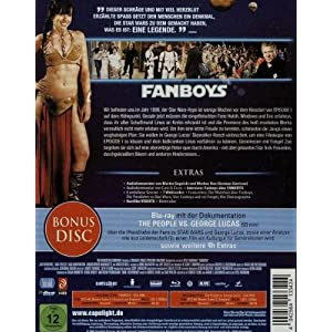 Fanboys  (Blu-Ray) (Limited St [Import allemand]
