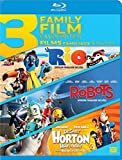 Rio / Robots / Horton Hears A Who (Bilingual) [Blu-ray]