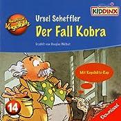 Der Fall Kobra (Kommissar Kugelblitz 14) | Ursel Scheffler