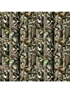 Next Camo Party Supplies Heavy Duty 54in x 108 in Plastic