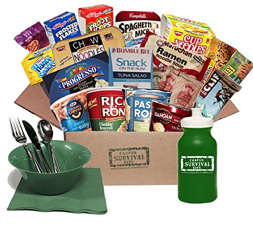 Meals on the Run Campus Survival Kit (Packaged Meals compare prices)