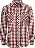 Men's Cotton Shirt Checkers Multi-Coloured