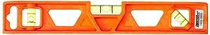 JOHNSON LEVEL & TOOL 1402-0900 9-Inch Torpedo Level (Color: Original Version, Tamaño: Pack of 1)