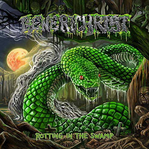 Vinilo : Generichrist - Rotting In The Swamp (LP Vinyl)