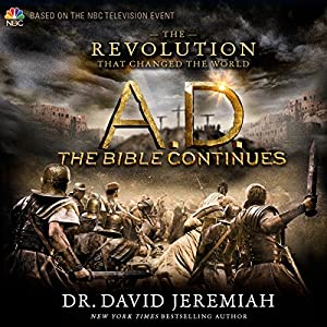 A.D. The Bible Continues Audiobook