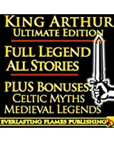 KING ARTHUR AND THE KNIGHTS OF THE ROUND TABLE COMPLETE ULTIMATE COLLECTION - Including