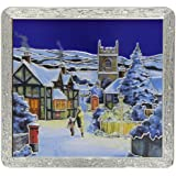 Churchill's Village in Winter Tin Biscuit Assortment 400 g