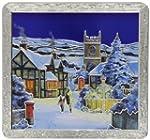 Churchill's Village in Winter Tin Bis...