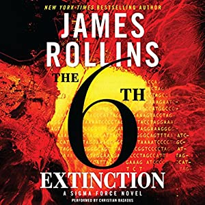 The 6th Extinction Hörbuch