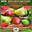 Svetol Green Coffee Bean Extract Raw With Rasberry Ketones 400mg Svetol 100mg Raspberry Ketones 45 Chlorogenic Acids 90 Caspules - Full 30 Day Supply from BSkinny Global