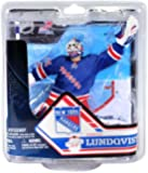 Henrik Lundqvist New York Rangers McFarlane NHL Series 32 Collector Level Bronze CHASE