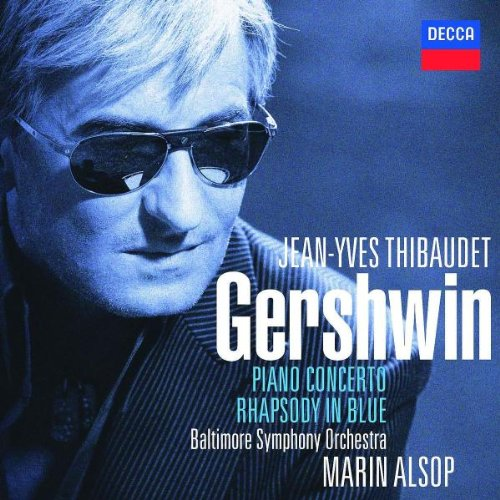 ... by Jean-Yves Thibaudet, George Gershwin, Marin Alsop and Baltimore Symphony