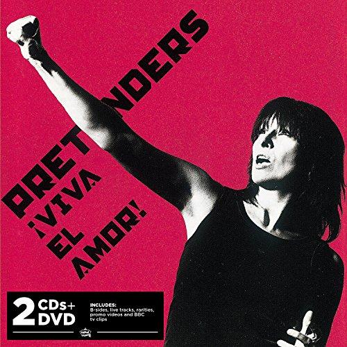 The Pretenders-Viva El Amor-(EDSG 8052)-Remastered Deluxe Edition-2CD-FLAC-2015-WRE Download