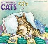 Gary Pattersons Cats Wall Calendar (2015)