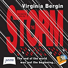 The Storm (       UNABRIDGED) by Virginia Bergin Narrated by Avita Jay