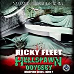 Hellspawn Odyssey: Book 2   Ricky Fleet