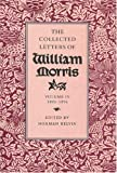 The Collected Letters of William Morris, Vol.4 1893-1896 (0691044228) by Morris, William