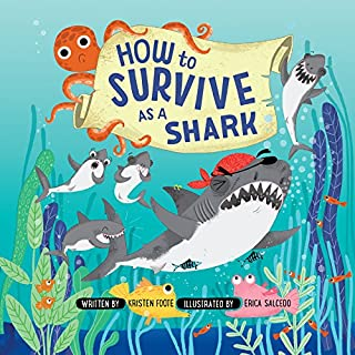 Book Cover: How to Survive as a Shark