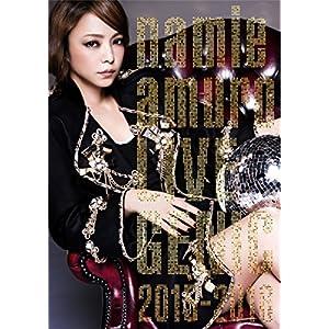 namie amuro LIVEGENIC 2015-2016(DVD)