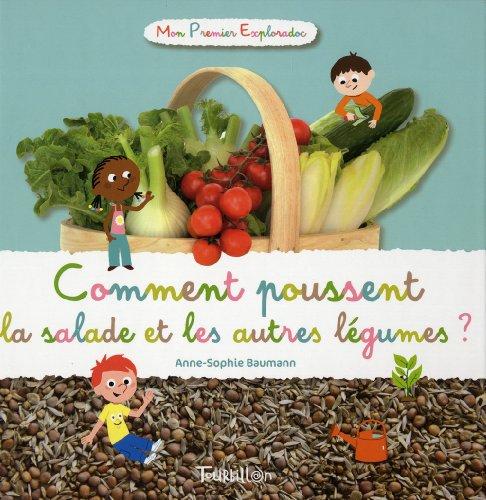 Comment poussent la salade et les autres légumes ?