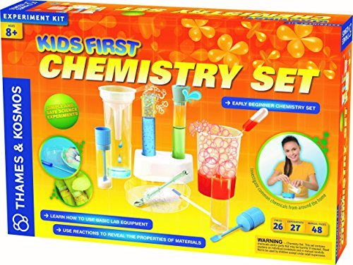 Thames and Kosmos Kids First Chemistry Set Science Kit (Kids 10 Years Old compare prices)
