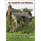 The Midsomer Villages Virtual Walk - Treadmill Scenery DVD