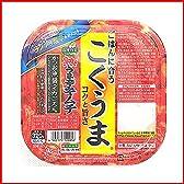 [冷蔵] 東海漬物 こくうま熟うま辛キムチ 320g 1g