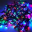20M 200 LED Lichterkette Bunt Weihnachten Deko Beleuchtung Party Innen Aussen