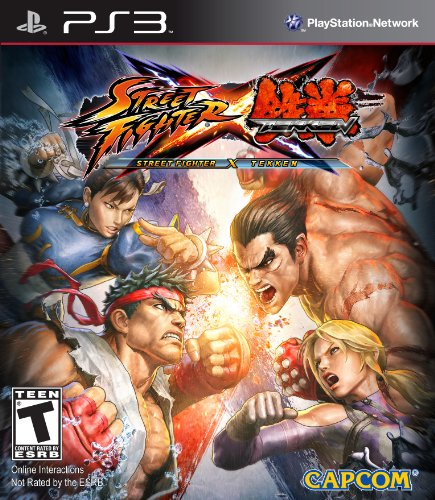 SF X Tekken