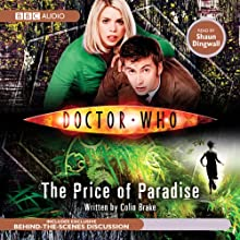 Doctor Who: The Price of Paradise  by Colin Brake Narrated by Shaun Dingwall