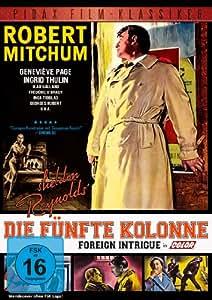 Die fünfte Kolonne (Foreign Intrigue) (Pidax Film-Klassiker)