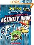Pokemon: Kalos Essential Activity Boo...