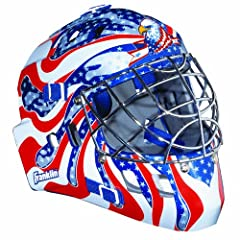 SX Pro GFM 1000 Street Hockey Mask by Franklin