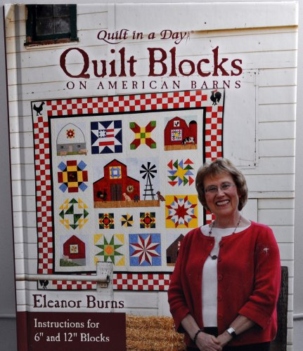 Quilt In A Day Quilt Blocks Book QD1082