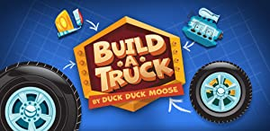 Build A Truck by Duck Duck Moose by Duck Duck Moose, Inc.