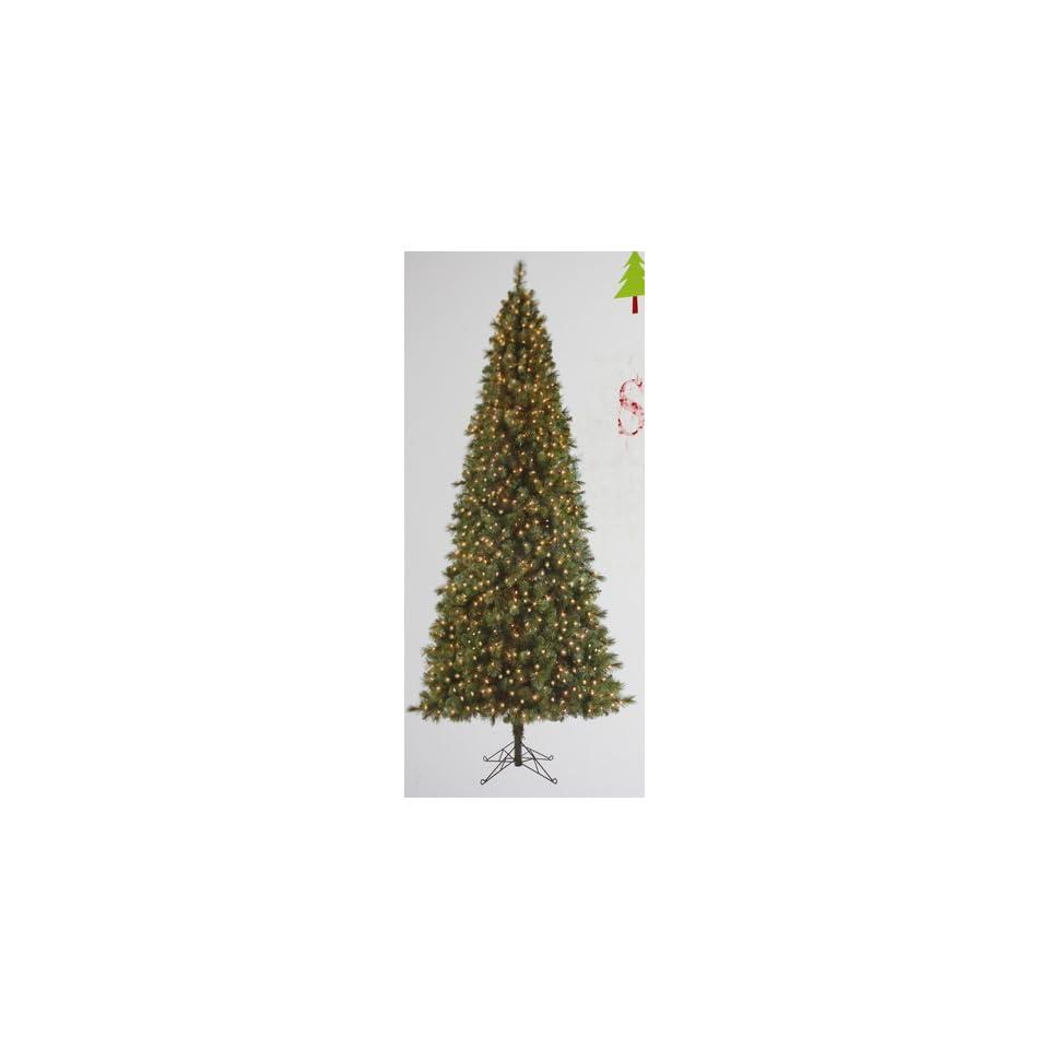 Members Mark 7 Foot Slim Pre lit Christmas Tree