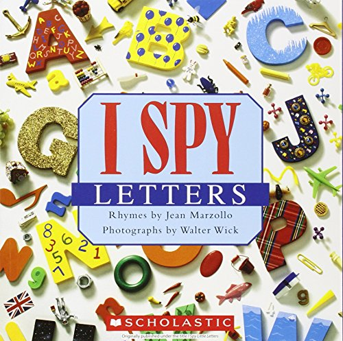 I Spy Letters (Free Games I Ca compare prices)