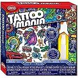 Savvi Tattoo Mania Tattoos Kit - 200 Pieces