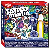Savvi Tattoo Mania Tattoos Kit – 200…