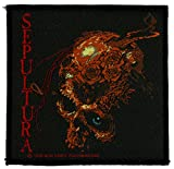 Patch - Sepultura Beneath The Remains