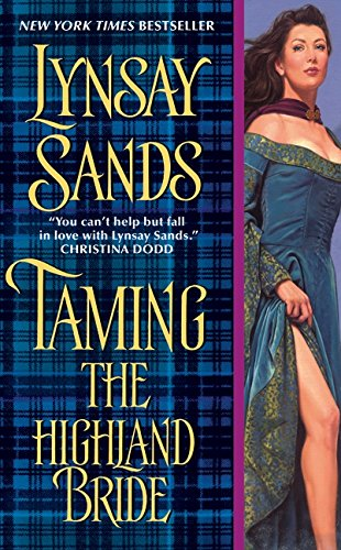 Image of Taming the Highland Bride (Historical Highlands)
