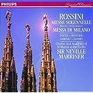 Rossini: Petite Messe Solenelle/Messa di Milano (2 CDs)