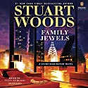 Family Jewels: A Stone Barrington Novel, Book 37 Audiobook by Stuart Woods Narrated by Tony Roberts
