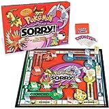 Sorry Pokemon Edition Board Game
