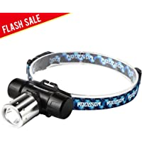 Hodgson Cree LED Headlamp Hodgson Flashlight